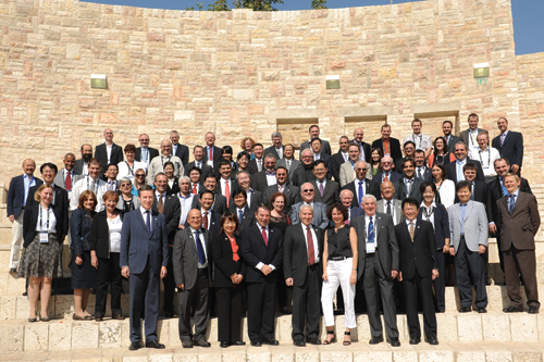 46th ICA Conference Delegates, Jerusalem 2012 (photo by Rami Haham)