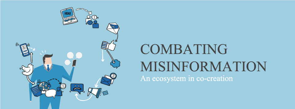 Combating Misinformation: An Ecosystem in Co-creation